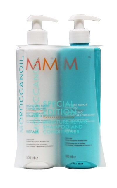 Moroccan-Oil-Moisture-Repair-Shampoo-Conditioner-500ml-Pumps-BULK-SIZE