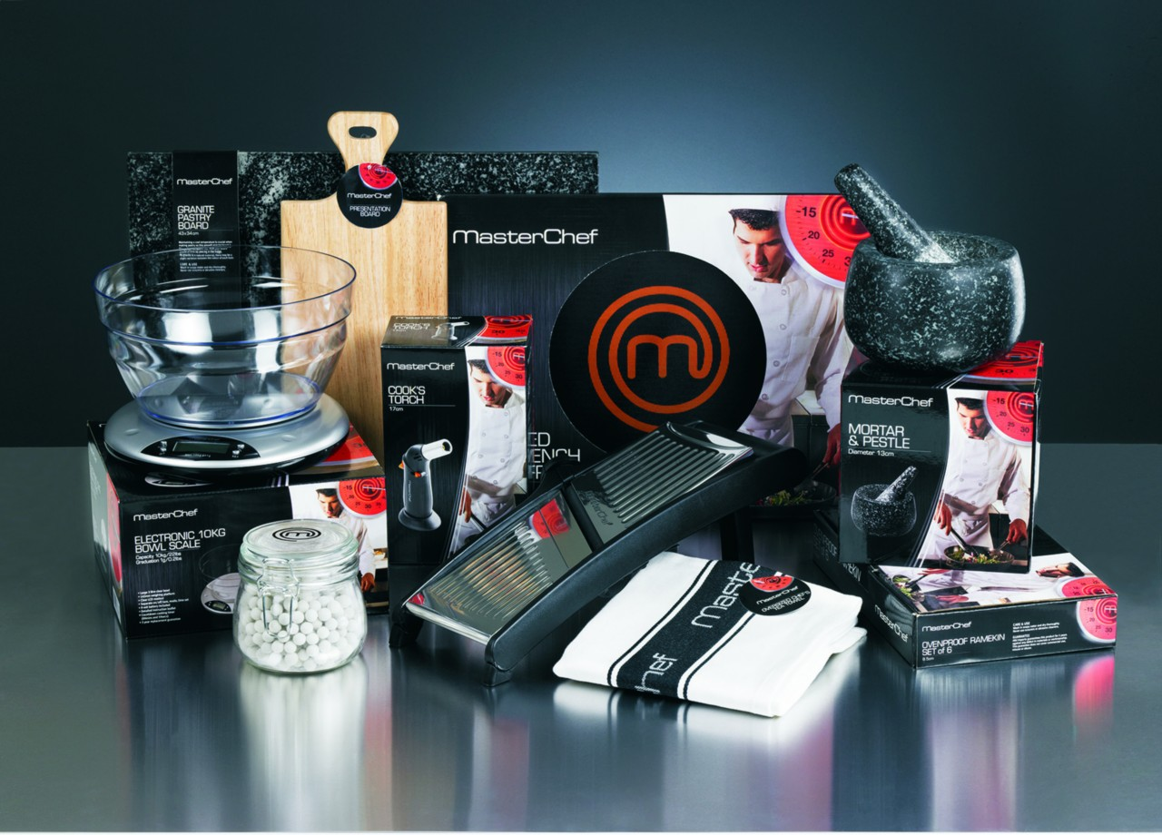 awesome Masterchef Kitchen Appliances #4: With MasterChef in your kitchen you can create Masterpieceu0027s that you would  normally only find in the Finest Restaurants.