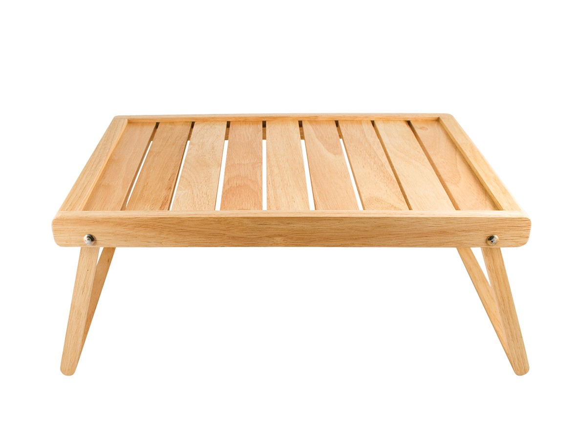 NEW-Wooden-Breakfast-Tray-Table-Lap-Bed-Folding-Legs