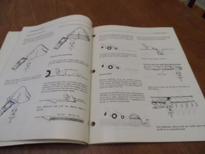 Ford 555 Tractor Loader Backhoe Operators Manual SE3702