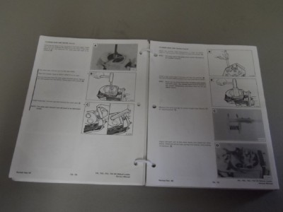 Bobcat 741 742 742B 743 743B 743DS Skid Steer Loader Service Repair Manual