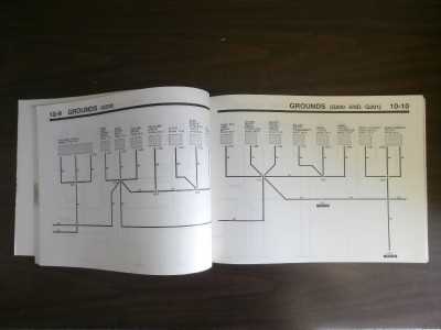 ford mercury capri electrical wiring diagram troubleshooting klc please check my other auctions and store for more tractor and equipment parts and service manuals email me any specific needs