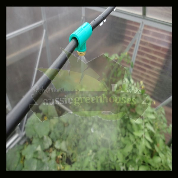 Greenhouse Misting System Kits : Green house louver ventilation greenhouse louvre kit g ebay