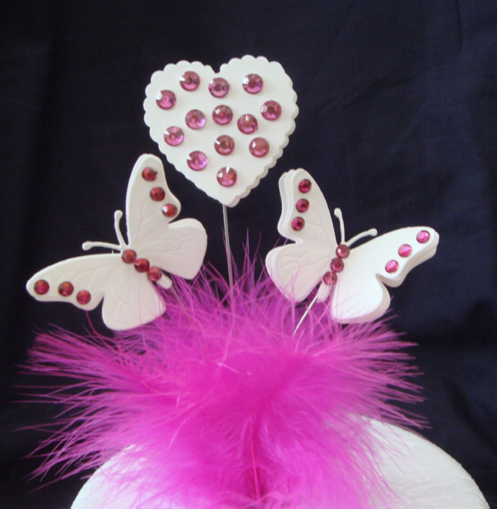 3D-diamante-butterfly-heart-birthday-celebration-cake-topper-decoration