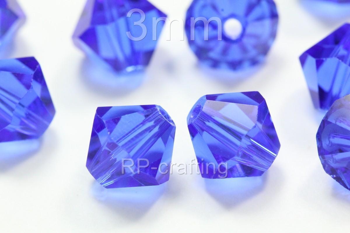 20 Austria bicone crystal beads 10mm for Swarovski #5301/5328-U pick color #AB11