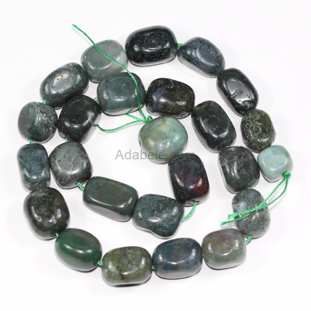 Natural Stone Beads : U pick quot aaa natural gemstone bead mm smooth round