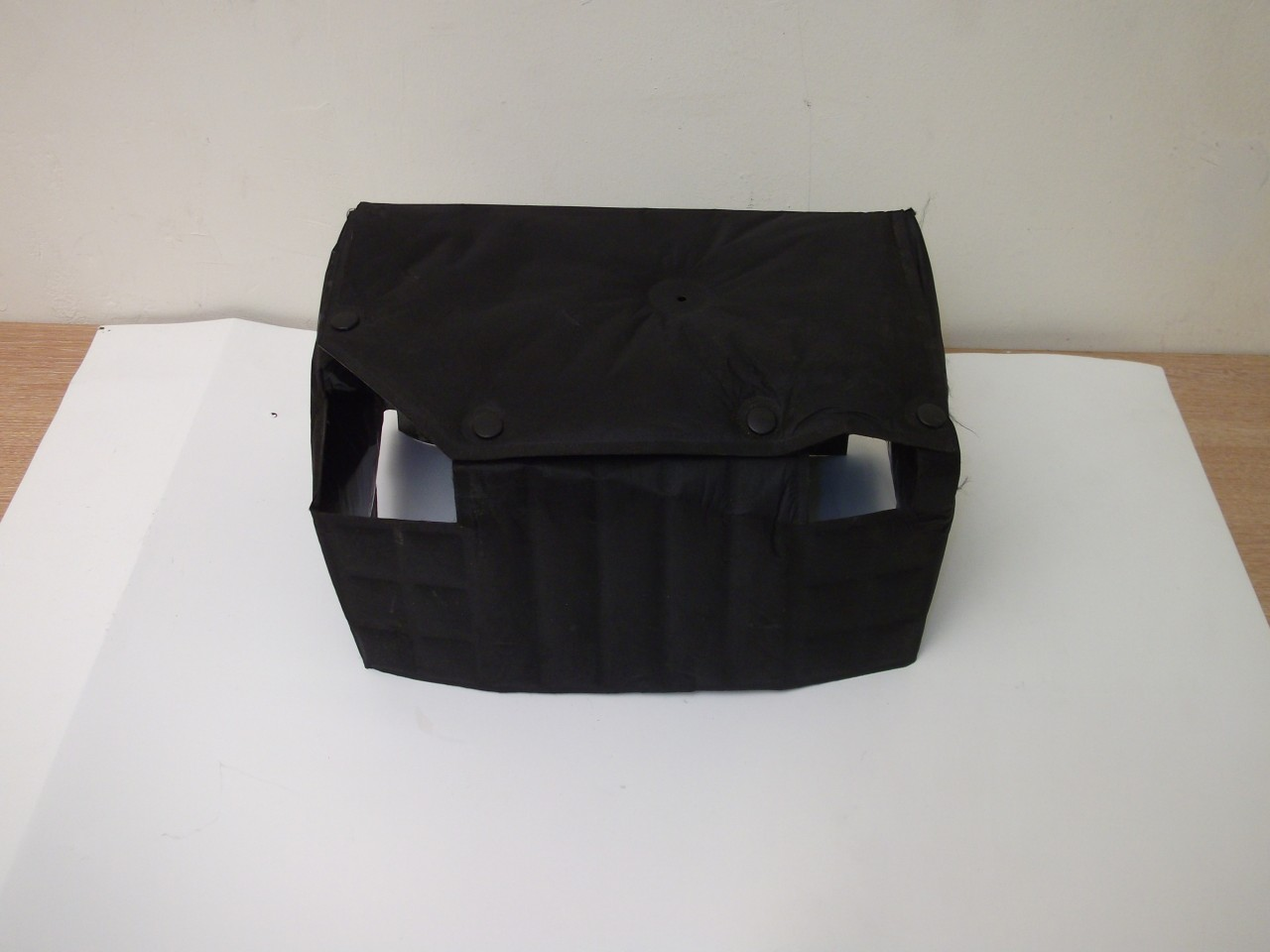 vauxhall zafira battery cover bag box plastic 1999 2005 ebay. Black Bedroom Furniture Sets. Home Design Ideas
