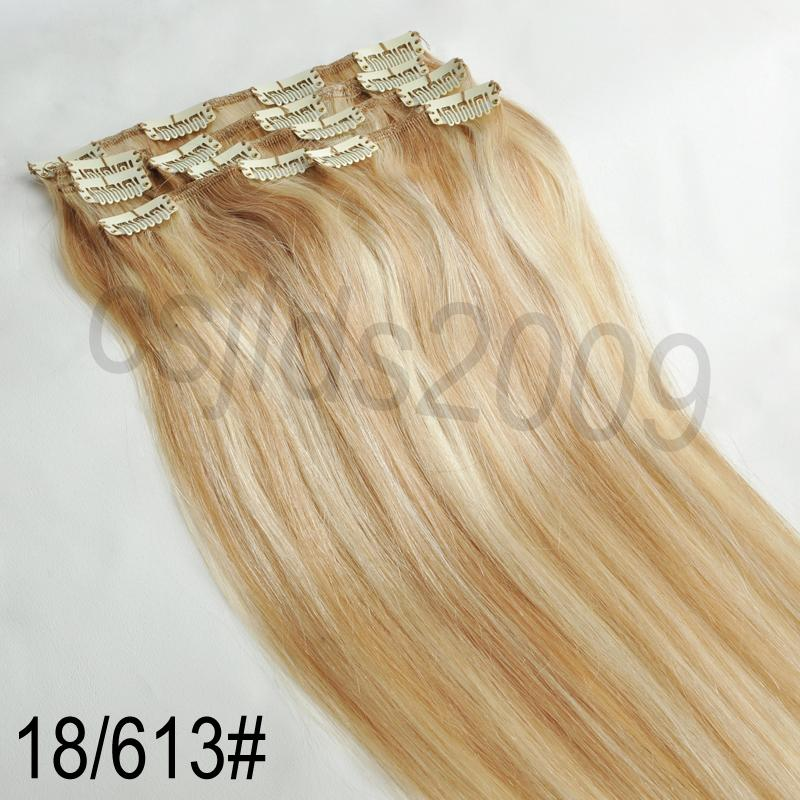 Hair Extensions 613 34