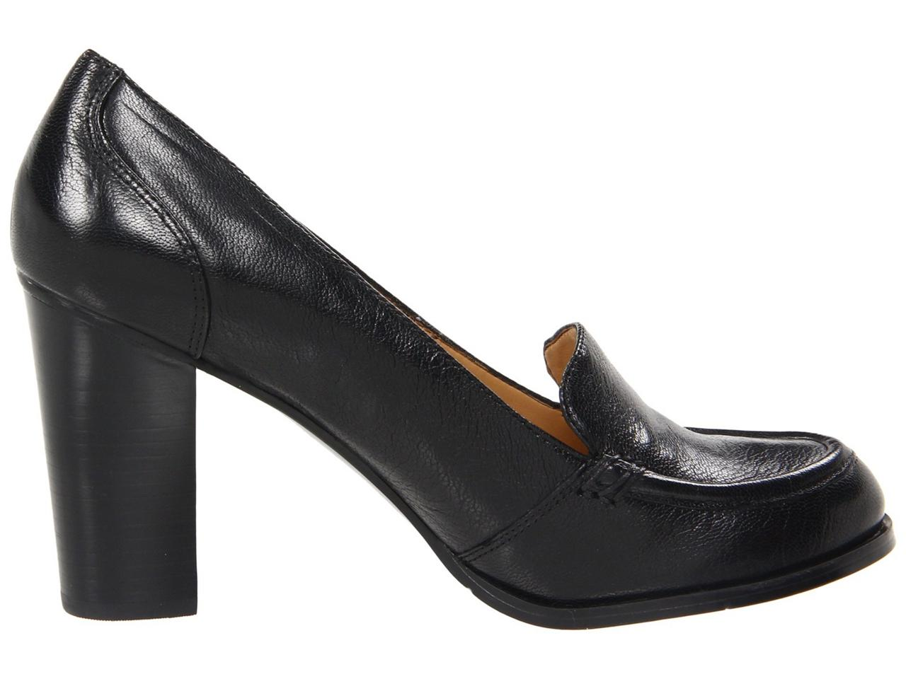 Nine west Bronnie3 Court Shoes in Black   Lyst