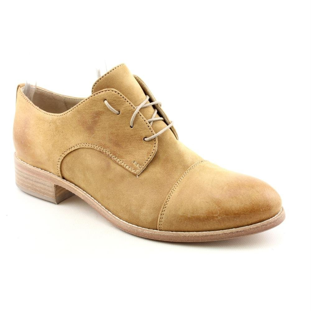 Italian Leather Oxford Shoes Womens