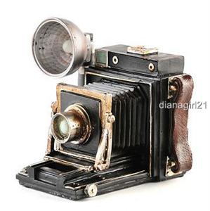 Resin Antiqued Old Fashioned Camera Look Bank * Vintage Camera Look ...