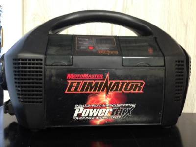 motomaster eliminator battery charger manual