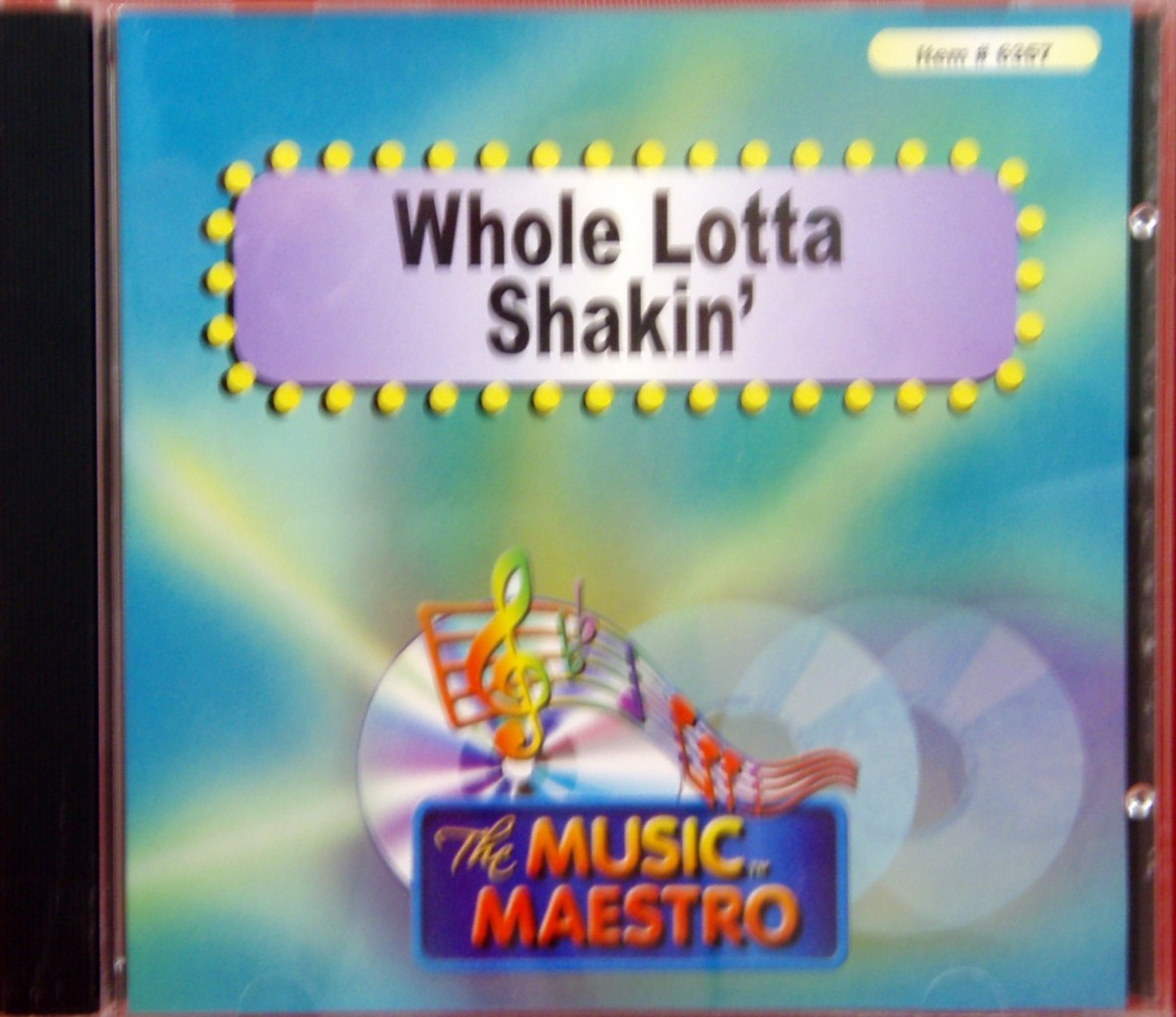ELVIS-PRESLEY-WHOLE-LOTTA-SHAKIN-CD-G-NEW-KARAOKE-CDG