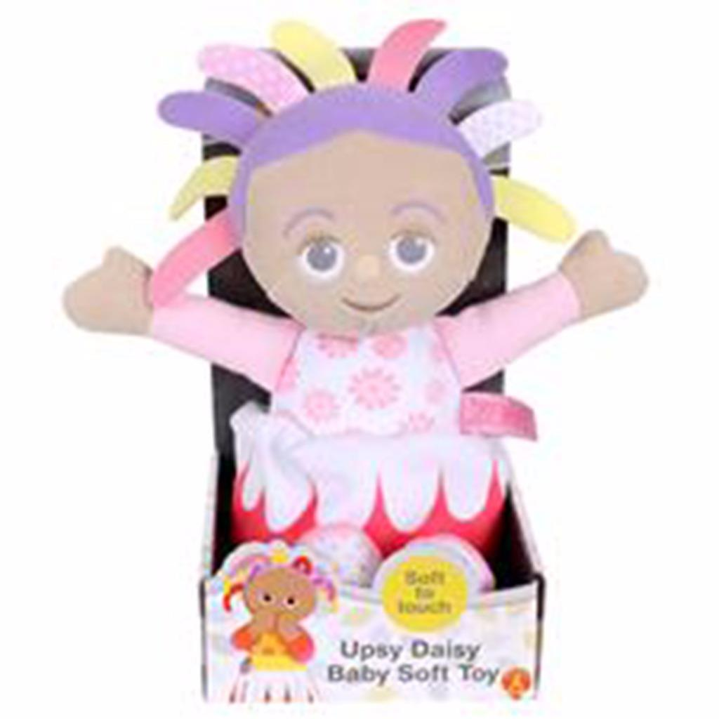 In the Night Garden Makka Pakka /Iggle Piggle/Upsy Daisy Soft Toy | eBay