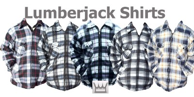 What is lumberjack pattern on shirts? | ChaCha