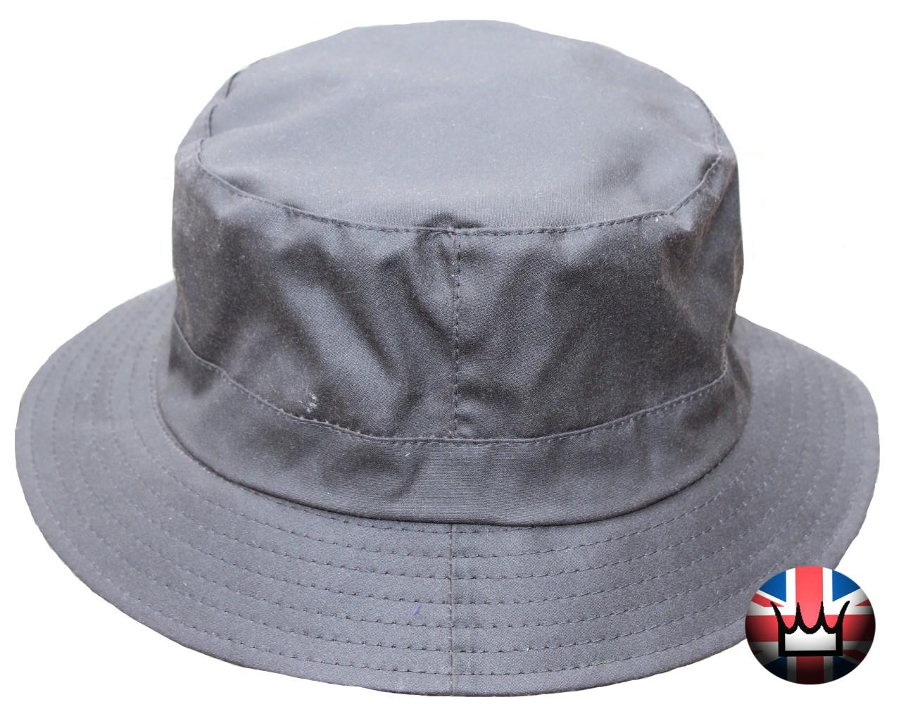 2e6c1e96200 Mens Bucket Sun Hat Fishing Hunting Walking Shooting 100 Wax Cotton s