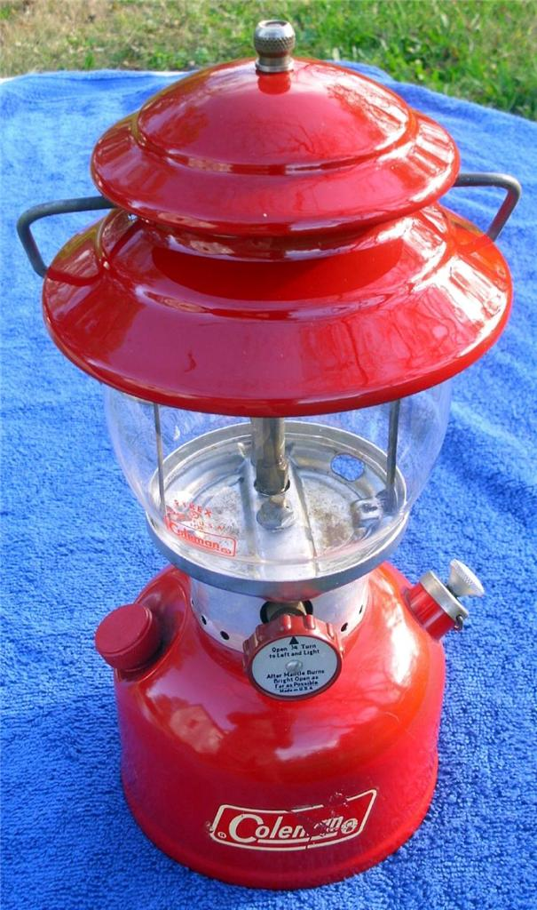 1972 coleman lantern single mantle uses unleaded gas coleman fuel lantern ebay