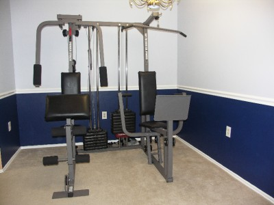 weider pro home gym manual