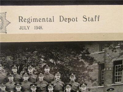 Guards Depot Caterham The Guards Depot Caterham Guards