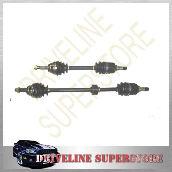 Toyota Celica 1994 1997 Front Cv Axle Shaft: A PAIR OF BRAND NEW CV JOINT DRIVE SHAFTS FOR TOYOTA