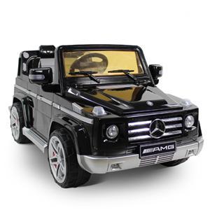 Licensed mercedes benz g55 amg kids ride on power wheels for Mercedes benz power wheels car
