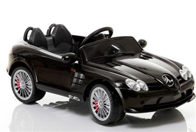 Licensed mercedes benz slr mclaren 722s kids ride on power for Mercedes benz power wheels car