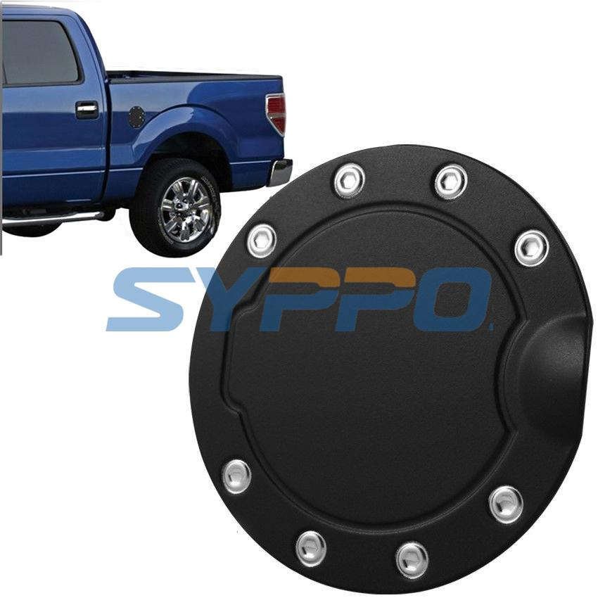 for 2009 2011 ford f150 black bull series fuel gas door. Black Bedroom Furniture Sets. Home Design Ideas