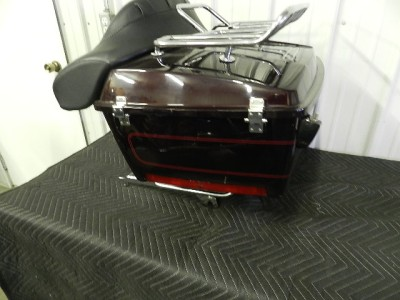 Harley Davidson Touring Quick Release Tour Pack w/hardware