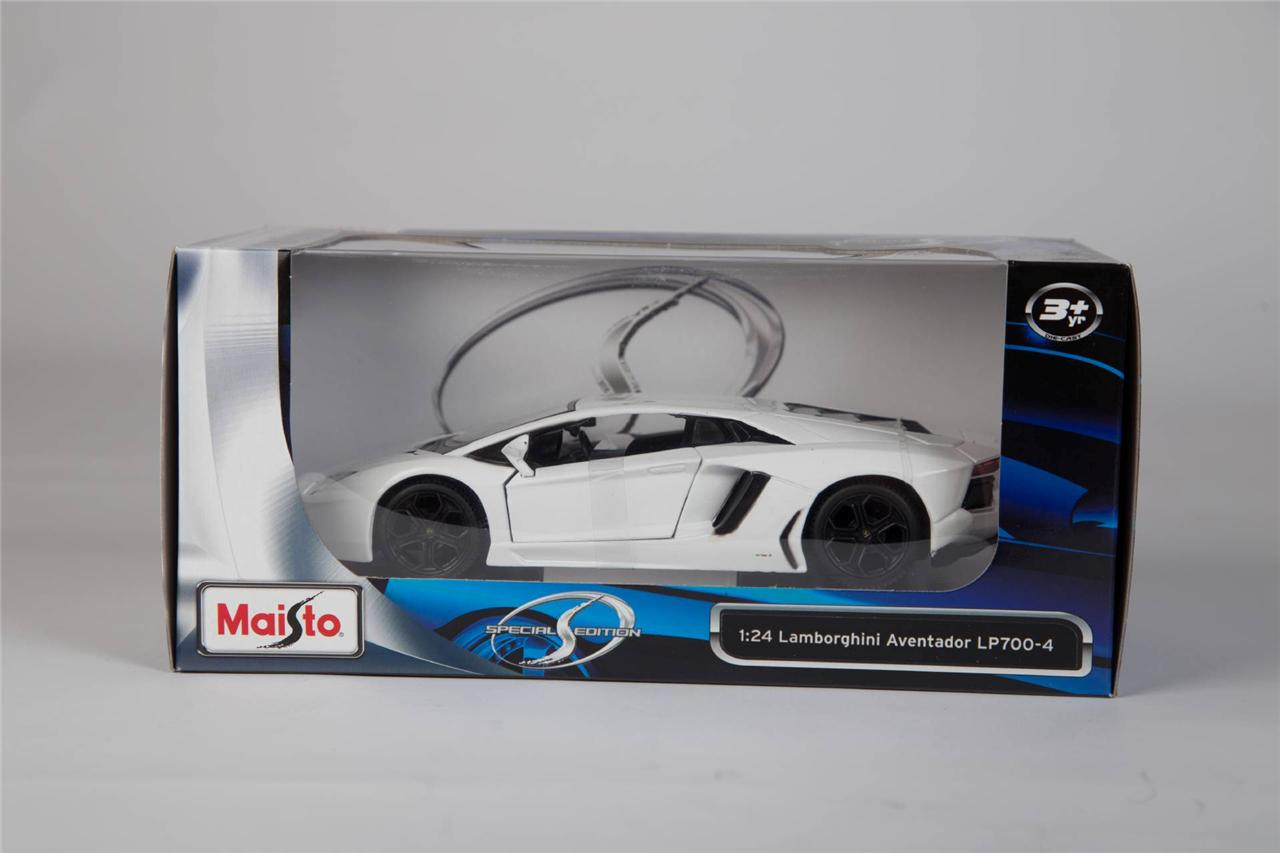 Maisto diecast special edition model cars 1 24