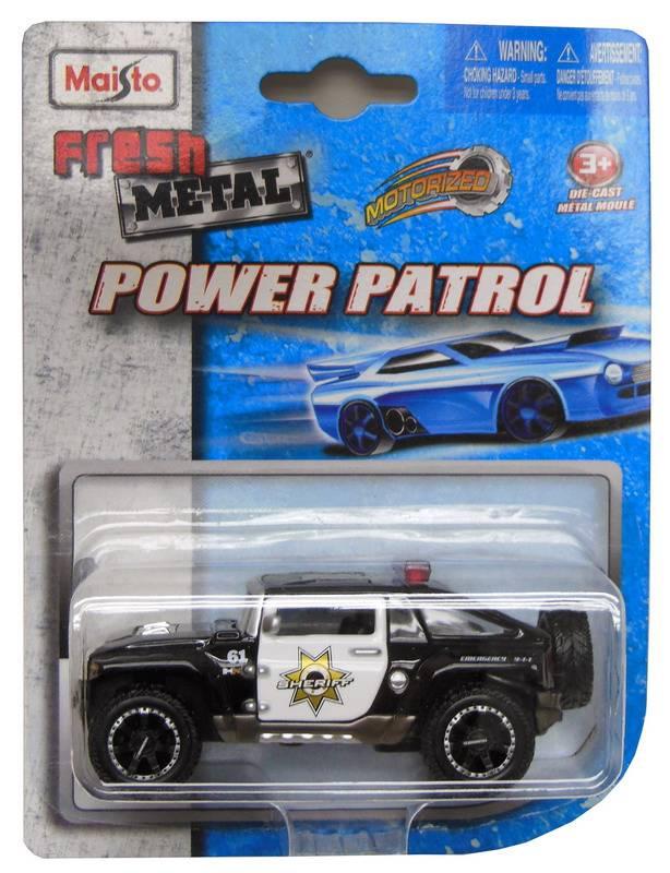 Hummer Models List >> HUMMER HX CONCEPT MAISTO DIECAST FRESH METAL POWER PATROL MODEL CAR | eBay