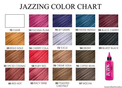 Jazzing Color Natural Hair Cherry Reviews