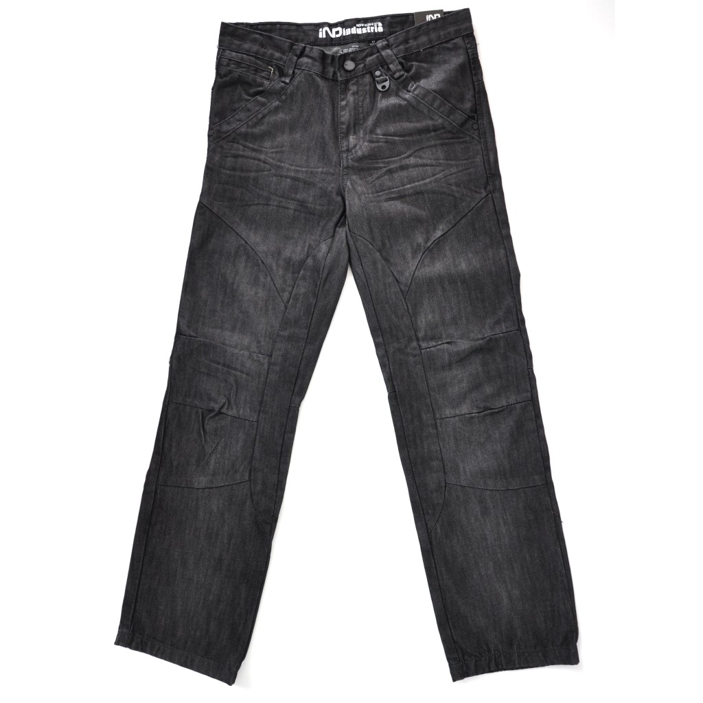 NEW-INDUSTRIE-Boys-Relaxed-Fit-Jeans-Size-12-SALE