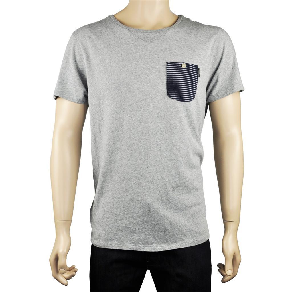 new mens elwood quot in line quot tshirt size l ebay