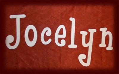 Baby Letters  Nursery on Personalized Wooden Wall Letters Baby Nursery Wood   Ebay