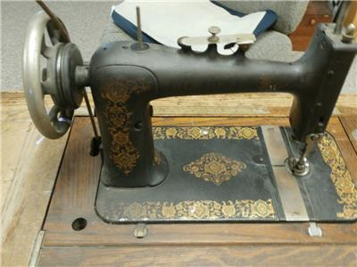 new ideal treadle sewing machine