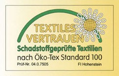Oko-Tex Standard 100