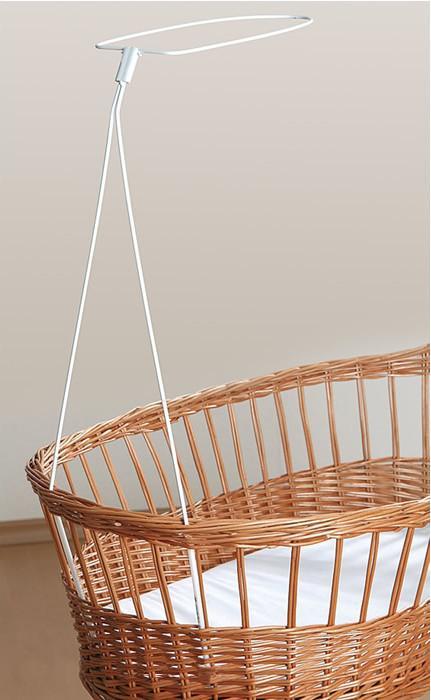 Universal-Canopy-Drape-Holder-Rod-Pole-Bar-Fits- & Universal Canopy Drape Holder Rod Pole Bar Fits Baby Cot Bed ...