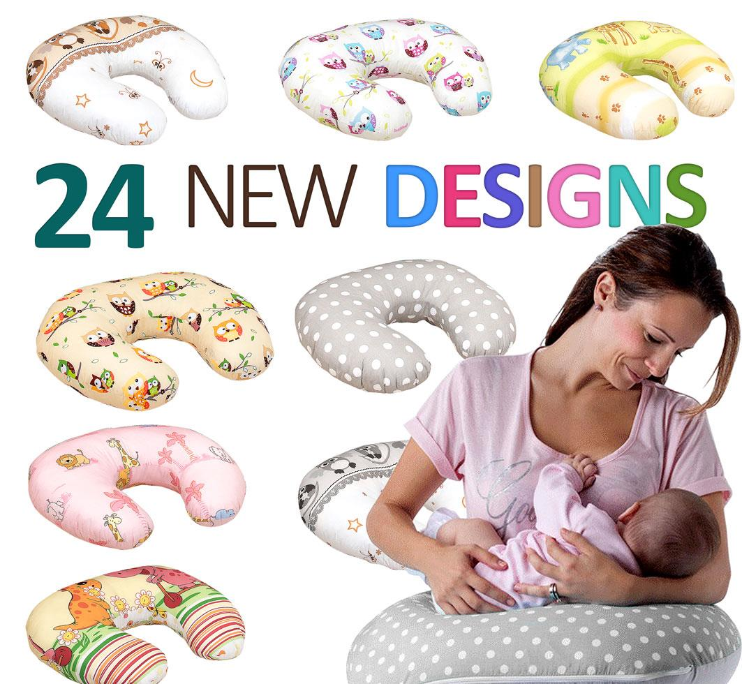 C Shape Breast Feeding Pregnancy Matern Ity Pillow Baby