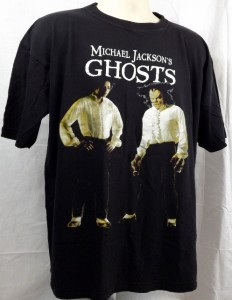 MICHAEL JACKSON`S Ghosts Vtg 1997 T Shirt (XL)Pre owned