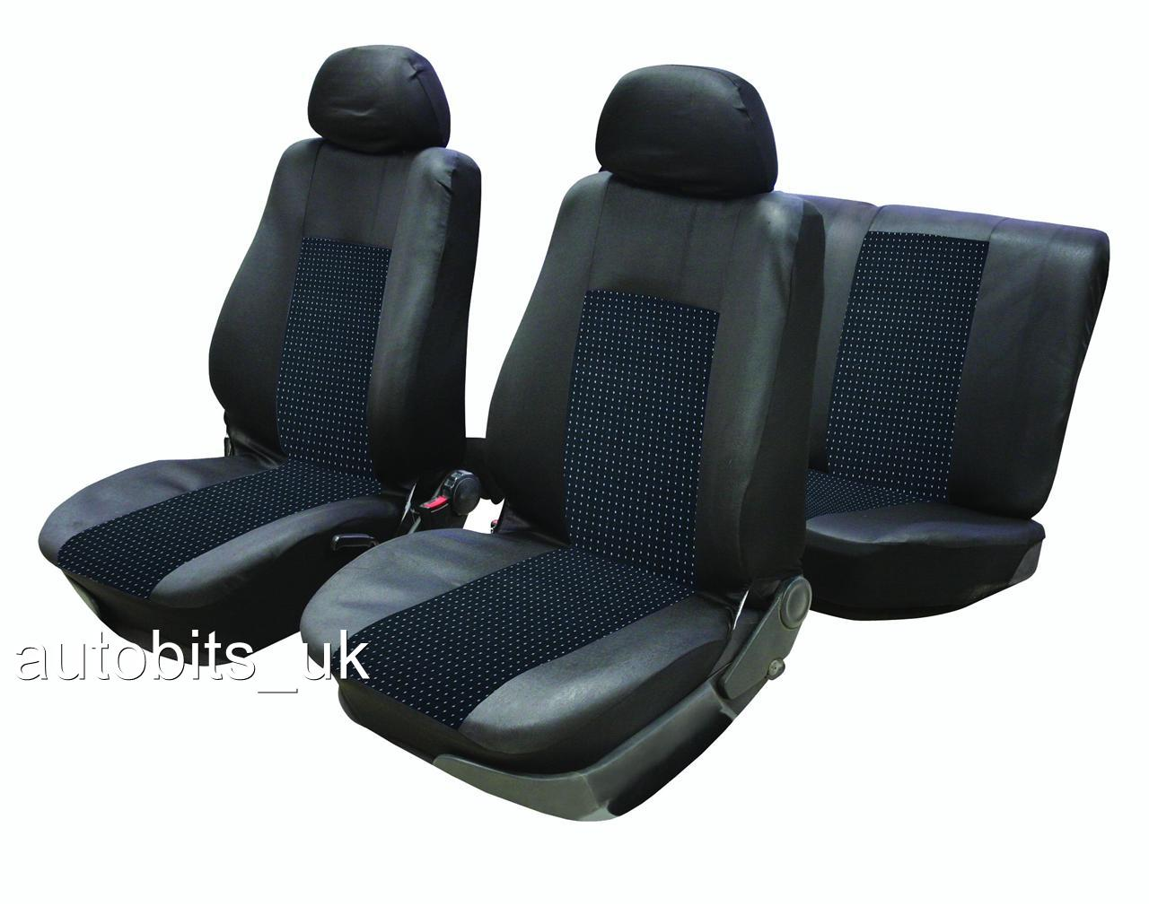 Car Seats Suitable For Ford Fiesta