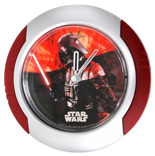 Star Wars Episode3 Darth Vader Wall Clock Japan Free