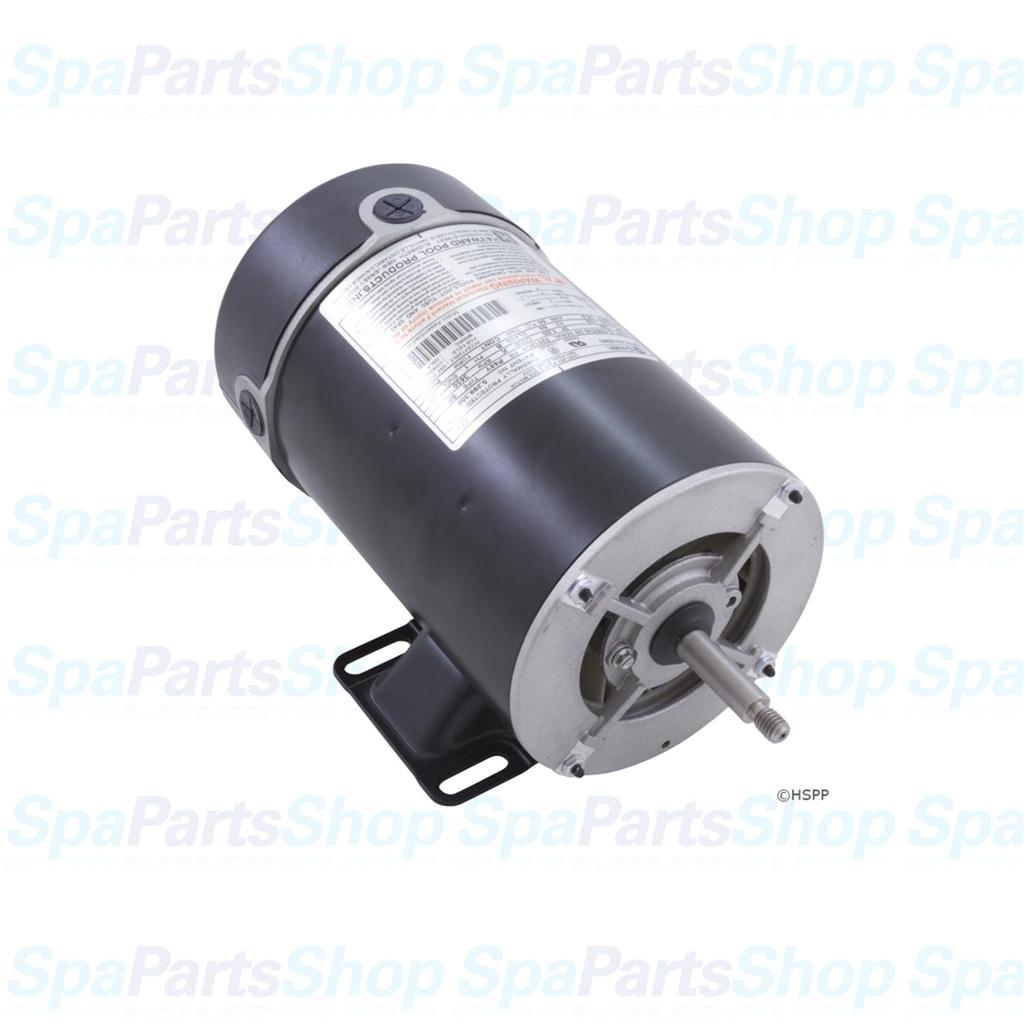 hayward matrix pool pump motor 1hp 115v single speed w