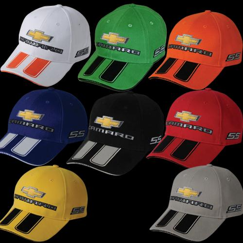 Chevrolet-Camaro-SS-Rally-Stripe-Cap-Multiple-Colors