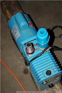 Precision Dd 90 Dd90 Vacuum Pump 1 2 Hp Franklin Electric