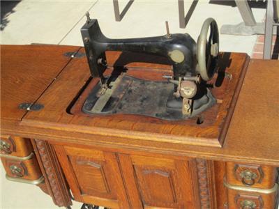 trundle sewing machine