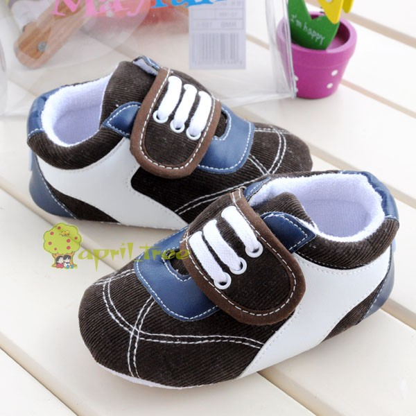 New Cute Toddler Baby Boy Shoes Sneaker First