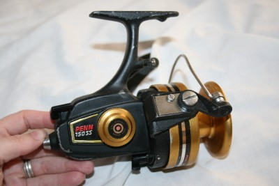 Penn 750ss spinning fishing reel penn 750 ss made in the for Fishing reels made in usa