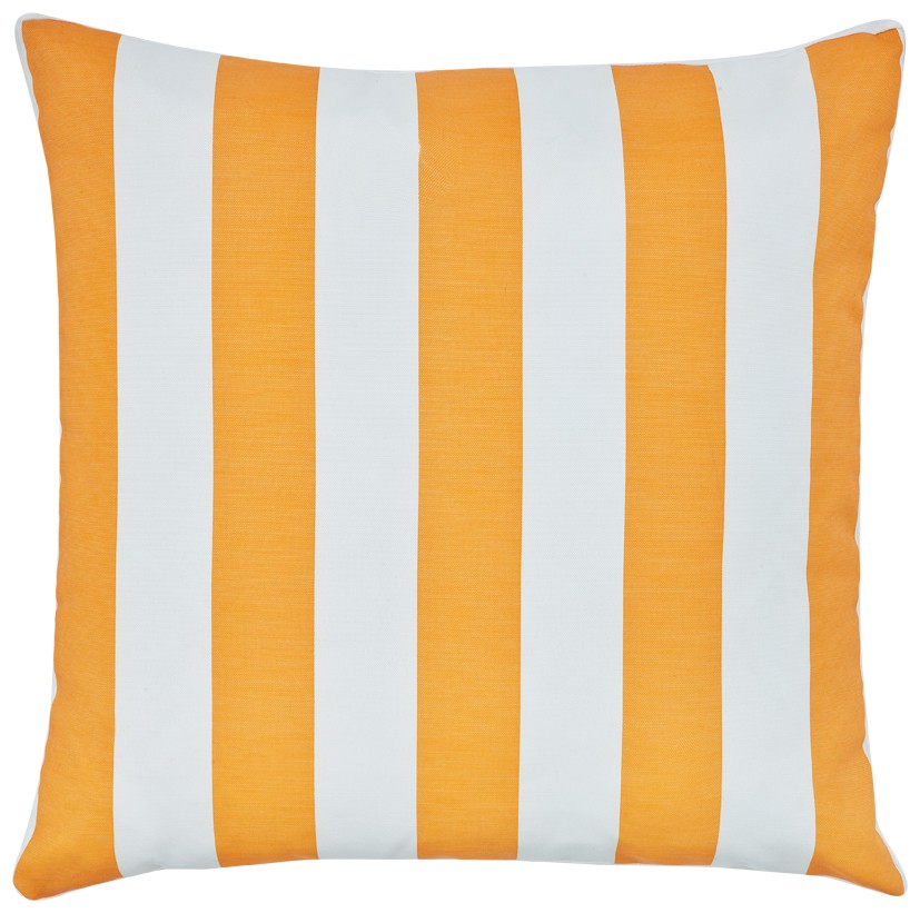 Rapee-Resort-Stripe-Outdoor-Cushion-Saffron-SUPERB-QUALITY-SUITABLE-OUTDOORS