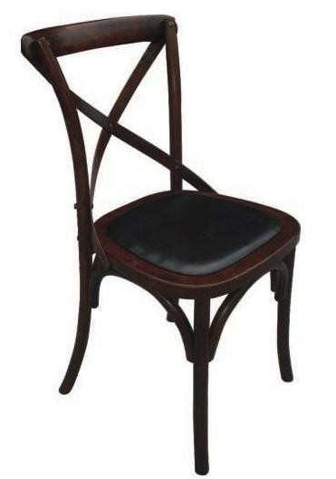 NEW quotZaraquot Rustic French Bistro Style Timber Cross Back  : 654776409o from ebay.com.au size 371 x 528 jpeg 21kB