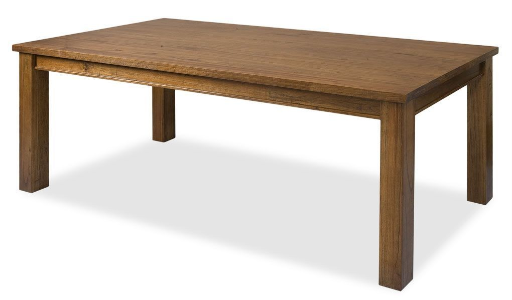 NEW-Hayman-Solid-Mountain-Ash-Hardwood-225cm-x-100cm-Timber-Dining-Table